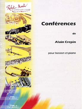 Illustration crepin conferences
