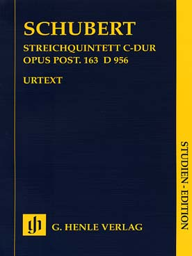 Illustration schubert quintettes a cordes op. 163