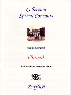 Illustration lescarret choral