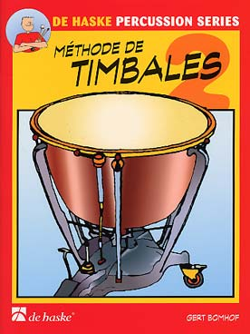 Illustration bomhof methode de timbales vol. 2
