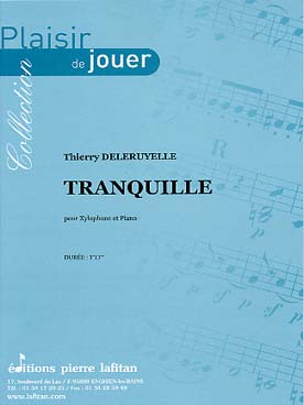 Illustration deleruyelle tranquille (xylophone/piano)