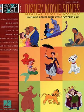 Illustration disney movie songs