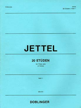 Illustration jettel etudes (20) vol. 1
