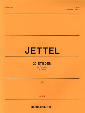 Illustration jettel etudes (20) vol. 2