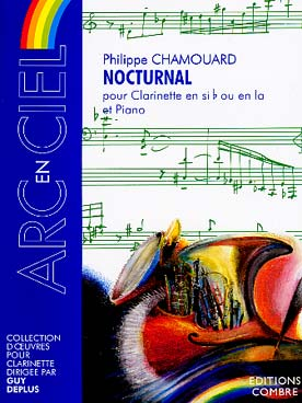 Illustration chamouard nocturnal
