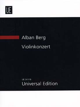 Illustration berg concerto violon memoire d'un ange