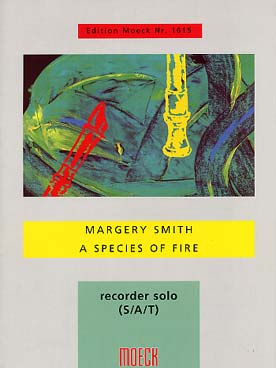 Illustration smith species of fire