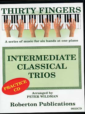 Illustration intermediate classical trios (cd seul)