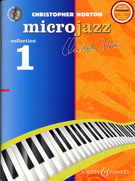 Illustration norton microjazz piano collection 1 + cd