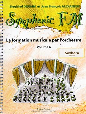 Illustration alex./drumm symphonic fm vol. 6 + saxhor