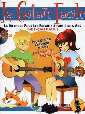 Illustration de l'article Coup de balai partitions Guitare