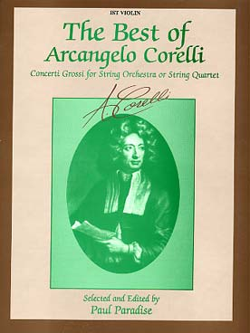 Illustration corelli best arcangelo corelli violon 1