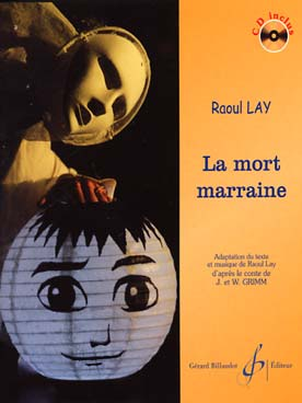 Illustration lay la mort marraine livret + cd