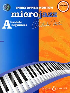 Illustration norton microjazz  for absolute beginners