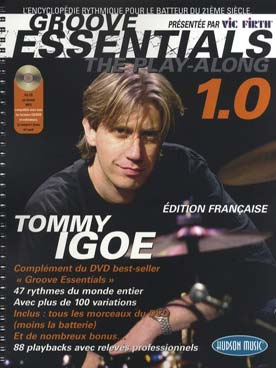 Illustration igoe groove essentials 1.0 (francais)