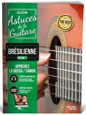 Illustration astuces guitare bresilienne vol 1