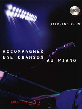 Illustration kuhn accompagner une chanson au piano
