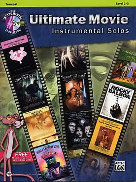 Illustration ultimate movie instrumental trompette