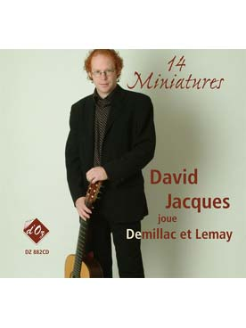 Illustration demillac/lemay 14 miniatures (jacques)cd