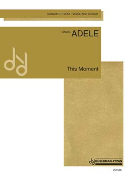 Illustration adele this moment (poeme eavan boland)