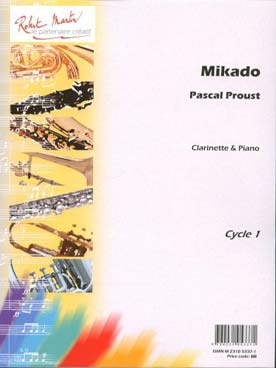 Illustration proust mikado
