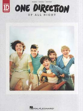 Illustration one direction up all night (p/v/g)