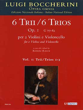Illustration boccherini 6 trios op. 1 g77-82 conduc