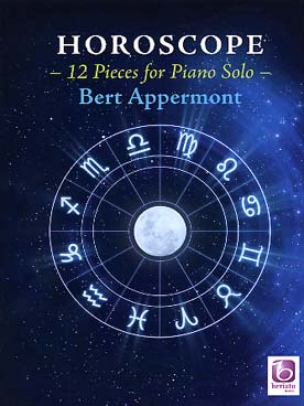 Illustration appermont horoscope : 12 pieces