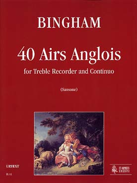 Illustration bingham 40 airs anglois