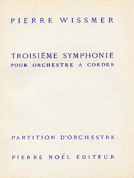 Illustration wissmer troisieme symphonie conducteur