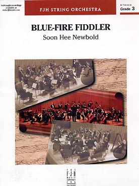 Illustration newbold blue-fire fiddler parties