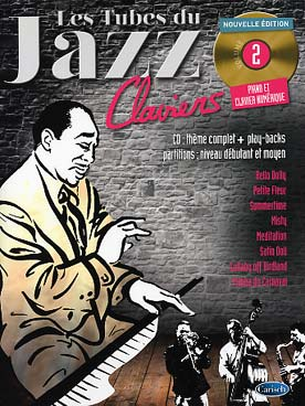 Illustration tubes du jazz (les) + cd vol. 2