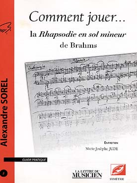 Illustration sorel n° 3 : la rhapsodie de brahms
