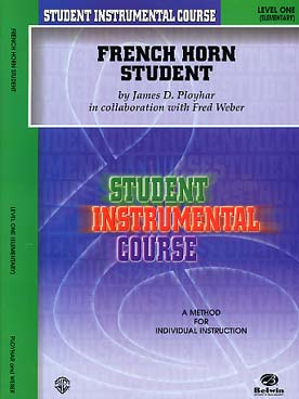 Illustration french horn student vol. 1