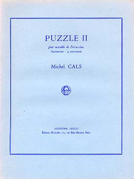 Illustration cals puzzle ii