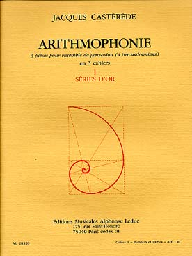 Illustration casterede arithmophonie cahier 1