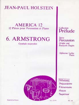Illustration holstein america 12 : piece 6 armstrong