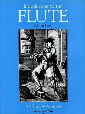 Illustration hart introduction to the flute