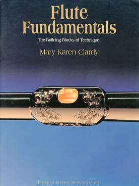Illustration clardy flute fundamentals