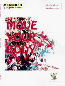 Illustration carlin/mahieu move your body