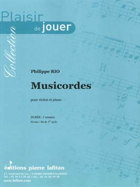 Illustration rio musicordes
