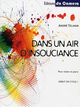 Illustration telman dans un air d'insouciance