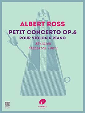 Illustration ross petit concerto op. 6