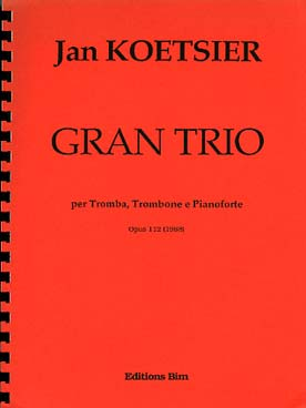 Illustration koetsier gran trio op. 112