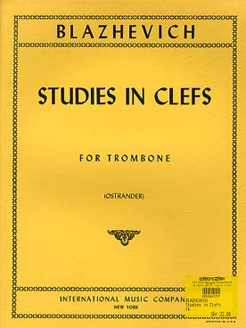 Illustration blazhevich studies in clefs