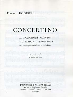 Illustration rogister concertino