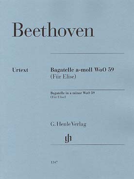 Diam Partitions Piano 2 Mains Beethoven Lettre A Elise