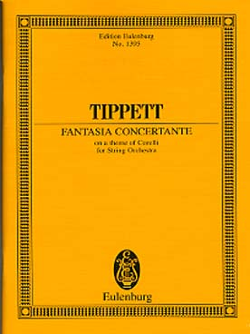 Illustration tippett fantasia concertante on corelli