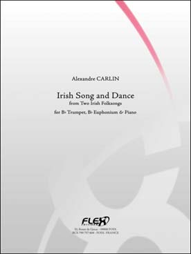 Illustration carlin irish song and dance