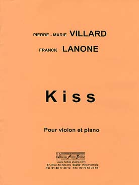 Illustration villard/lanone kiss violon